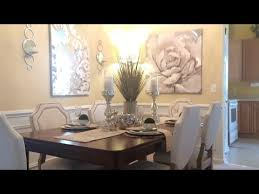 dining room decorating ideas glam tour