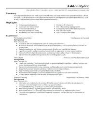 Retail Sales Resume Examples Resume Examples For Retail Jobs ...