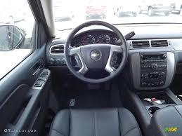 2013 Chevrolet Suburban LT 4x4 Ebony Dashboard Photo #69182005 ...
