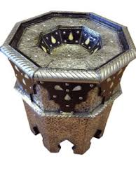 moroccan style furniture cheap. get quotations moroccan octagonal end table silver metalwork plated arabic furniture style cheap
