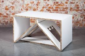 furniture flat pack. cardboard furniture makes flat pack recyclable for every room inhabitat green design innovation architecture building