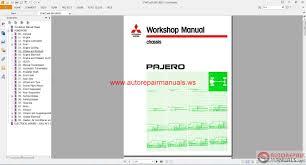 mitsubishi pajero electrical wiring diagram p69515 new pdf mitsubishi pajero wiring diagram download at Pajero Electrical Wiring Diagram