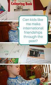international friendships for kids