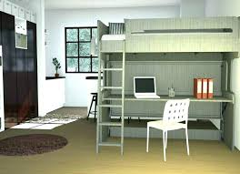 office bunk bed. Mini Loft Bed Office Bunk Fantastic Build Your Own With Desk Woodworking Plans . Modern