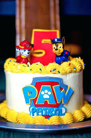 Paw Patrol Birthday Cake Toppers Accessories – babycakeste