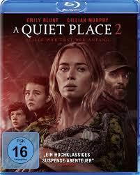 UHD Blu-ray Kritik   A Quiet Place 2 (4K Review, Rezension)