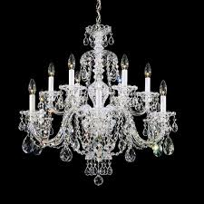 schonbek crystal chandelier swarovski parts schoenberg chandeliers pendant lighting finishes worldwide lamps crysta breathtaking from for luxury home idea