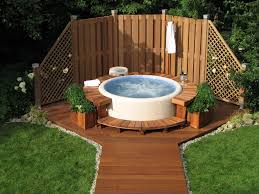 Outdoor Jacuzzi Amazing Outdoor Jacuzzi Ideas That Will Leave You Breathless