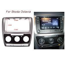 2 Din Car Refitting Fascia Fit For Skoda Octavia Audio