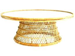 wicker coffee table round wicker ottoman round wicker coffee table rattan ottoman round fascinating round wicker ottoman round wicker wicker coffee table