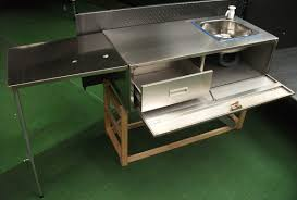 Camper Trailer Kitchen Designs Dingo Camper Trailers Optional Extras