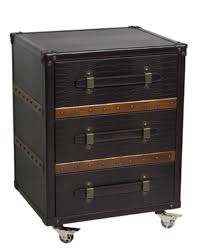 Brooks Bedside Or Lamp Table   Trunk Furniture With Style U2013 Allissias Attic  U0026 Vintage French