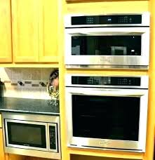 maytag 24 double wall oven gas self cleaning fireplace astounding inch electric