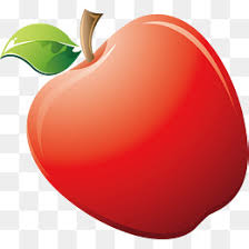 red apple png. apple png vector element, vector, leaf, food png and red