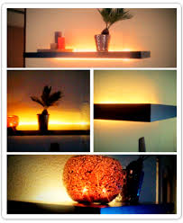 ikea shelf lighting. IKEA Hackers: LED Powered Lack Shelf Ikea Lighting O