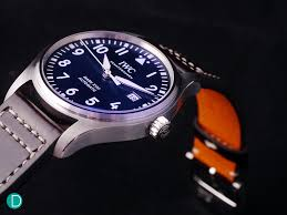 review iwc pilot s watch mark xviii le petit prince edition another perspective of the mark xviii le petit prince