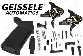 Ar15 Moe Lower Parts Kit With Choice Of Geissele Trigger Several Trigger Color Options Starting At 189 Free Shipping