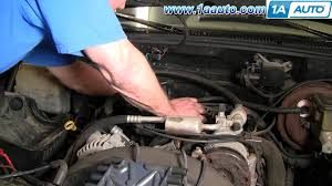 how to install replace distributor cap & rotor chevy gmc vortec 1998 Gmc Ignition Wiring Diagram how to install replace distributor cap & rotor chevy gmc vortec 5700 1aauto com youtube 1998 gmc ignition wire diagram