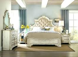 Farmhouse Bedroom Furniture Sets  Style Ashley Set  F1