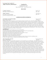 Higher Education Resume Samples Lovely Higher Education Resume Samples Marvelous Cover Letter 2