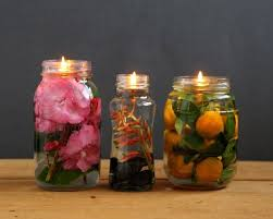 Decorative Oil Jars DIY Mason Jar Oil Lamps Hometalk 21