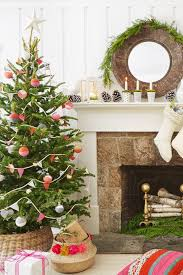 Image Mini Living Room Christmas Decoration Ideas Good Housekeeping 30 Decorated Christmas Tree Ideas Pictures Of Christmas Tree