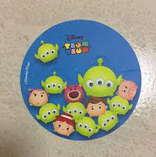 Toy Story Tsum Tsum Memo Chart Books Stationery