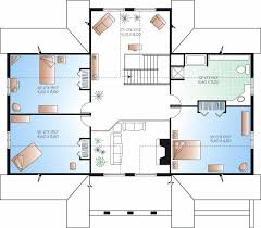 House Plans With 4 Bedrooms