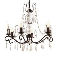 tisham 6 arm chandelier pendant