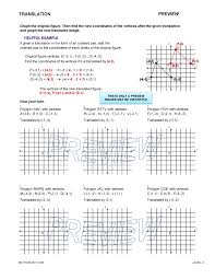 Geometry worksheets and help pages by Math Crush