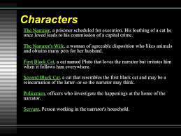 the black cat edgar allan poe analysis sparknotes essay writing  referencing in apa format examples