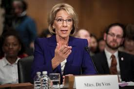 Betsy Devos Resume Education Secretary Nominee Betsy DeVos Is The Agent Of Change 8