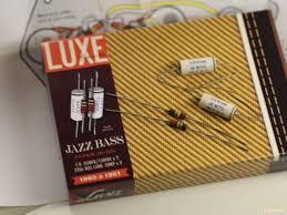 luxe 60 61 stack knob jazz bass cap resistor rh crazyparts de jazz bass wiring mods precision bass wiring diagram