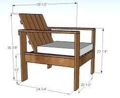 wood outdoor furniture plans wooden chair plans free lovely plans for wood lawn chairs plans free