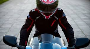 what to wear when riding a motorcycle