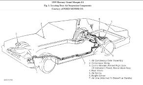 1999 mercury grand marquis rear air compressor a airflow schematic wiring diagram 2002 mercury grand marquis Wiring Diagram For 2002 Mercury Grand Marquis Wiring Diagram For 2002 Mercury Grand Marquis #64