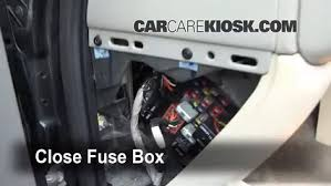 interior fuse box location gmc yukon xl gmc interior fuse box location 2000 2006 gmc yukon xl 2500 2004 gmc yukon xl 2500 sle 8 1l v8