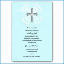 Printable Baptism Invitations Inspiring Christening Invitation Templates Free Printable