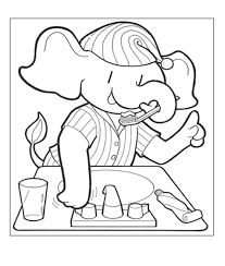 Every month we create some colouring sheets for kids to colour when visiting our office. Just For Kids Rocklin Pediatric Dentistry