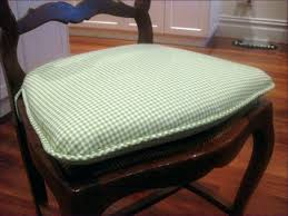 how to reupholster a rocking chair seat cushion