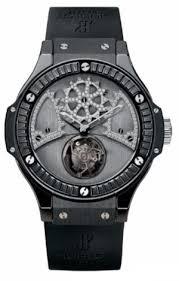 hublot big bang tourbillon black diamond dial men s watch 305 cd forgot password