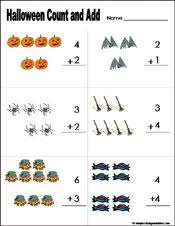Kindergarten Math and Literacy Printables   Kindergarten together with Collections of Halloween Worksheets For Kindergarten    Easy moreover 118 best K  1st  2nd Grade Halloween Party images on Pinterest furthermore Halloween Math Activities   Primary Theme Park also  further  as well  moreover Halloween Worksheets  Math  Symmetry  Tracing  Cut and Paste as well  in addition 19 Halloween Worksheets For Kindergarten  Index Of  images as well 1st Grade Halloween Worksheets   Free Printables   Education. on beginning math for kindergarten halloween worksheets