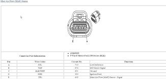 iat sensor wiring diagram 2001 ford ranger iat sensor \u2022 free gm maf sensor wiring at 2002 Gmc Sierra Wiring Diagram Maf