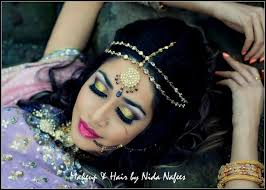 nida specializes in bridal makeup hair services using high definition hd makeup s on location services