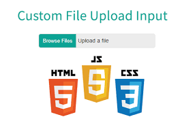 How to Make a Custom File Upload Input – ITNEXT