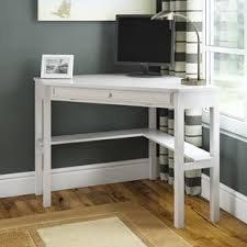 white corner desk. Fine Desk Save Throughout White Corner Desk