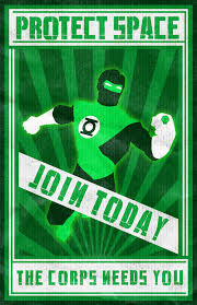 Wallpaper · Join The Green Lantern Corps By Thisisanton .