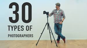 Types Of Photography 30 Different Types Of Photographers