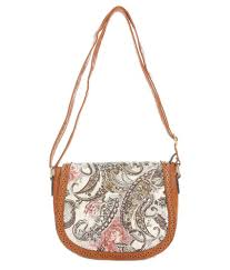 Iva Brown Sling Bag - Buy Iva Brown Sling Bag Online at Best Prices in  India on Snapdeal