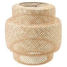 Ikea Sinnerlig Pendant Lamp Bamboo 16285172142